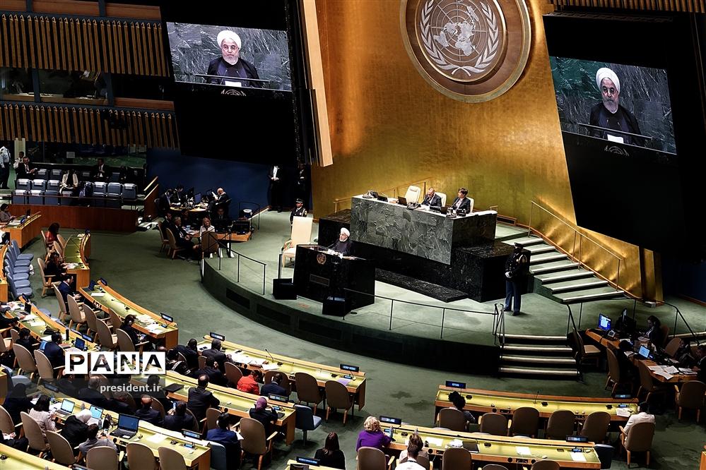 سازمان ملل قطعنامه حق تعیین سرنوشت مردم فلسطین را تصویب کرد