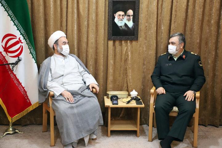 سردار اشتری: سطح اعتماد مردم به نیروی انتظامی رو به افزایش است