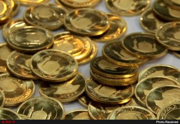 سکه ۸۰۰ هزار تومان گرانتر شد/ نرخ طلا جهت خود را نمیداند