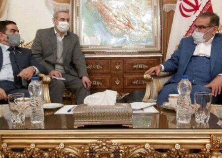 شمخانی: هدف آمریکا از حضور در منطقه غرب آسیا ایجاد اختلاف و درگیری است
