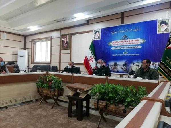 فعالیت ۱۴۴ گردان سایبری در سپاه تهران