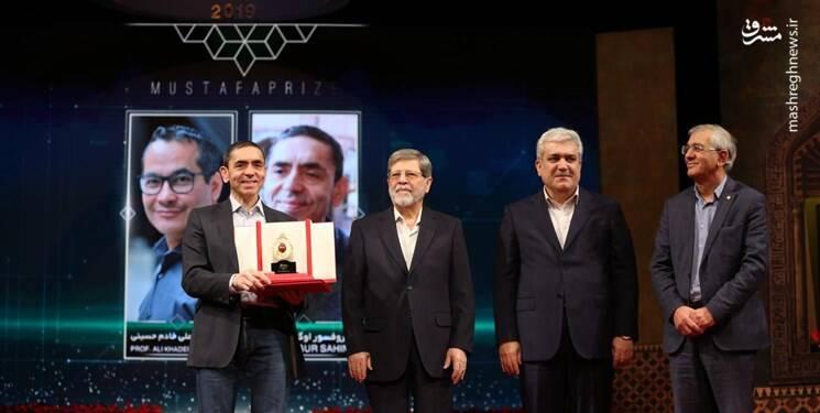 مبدع واکسن کرونای فایزر با جایزه مصطفی(ص) شناخته شد