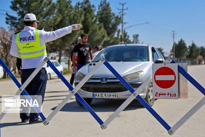 جریمه پنج میلیون ریالی در انتظار خودروهای متخلف در هرمزگان