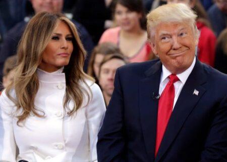 حمایت ملانیا ترامپ از ادعای همسرش درباره انتخابات آمریکا