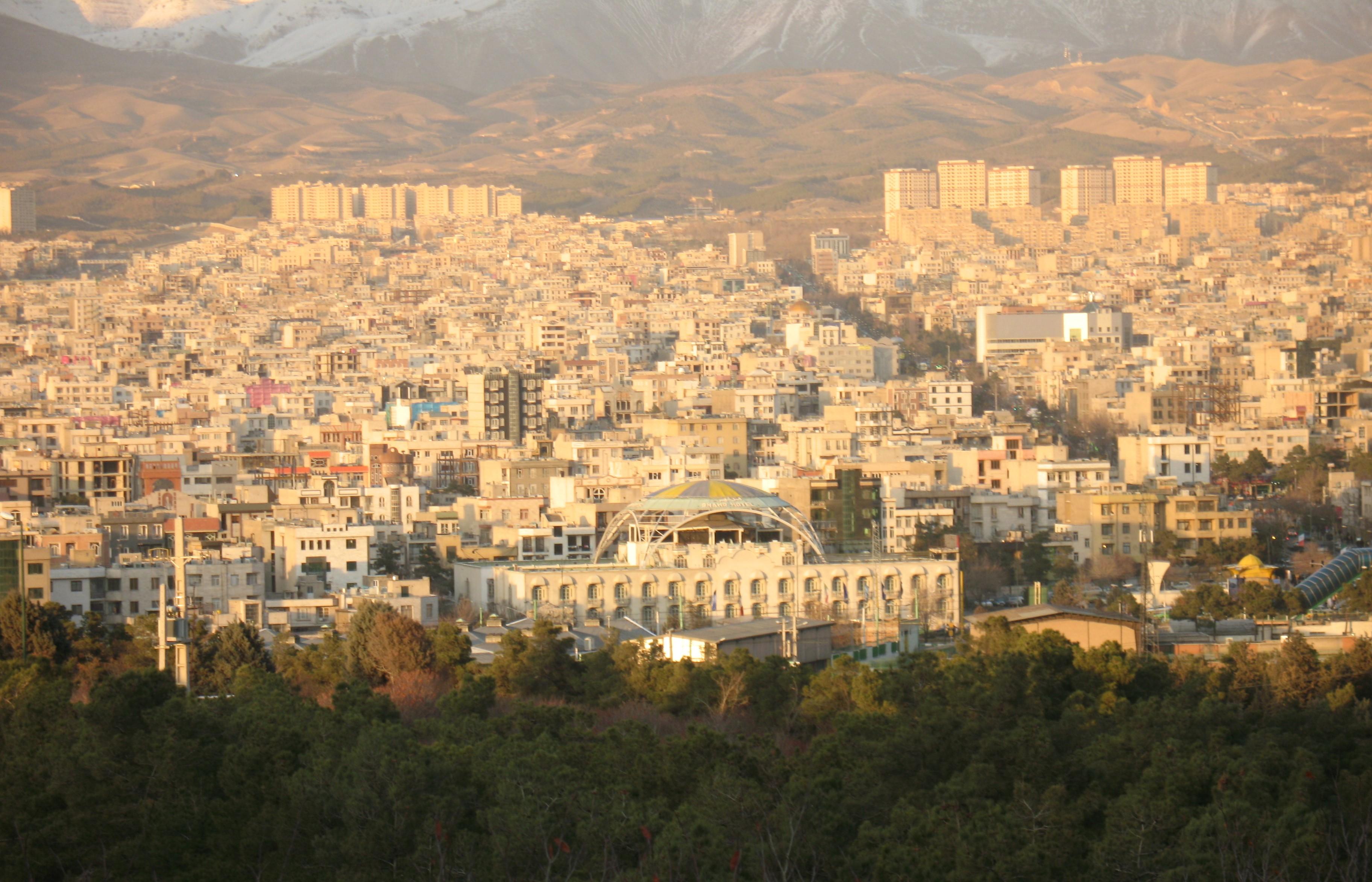 منطقه محبوب خانه اولیها  در پایتخت
