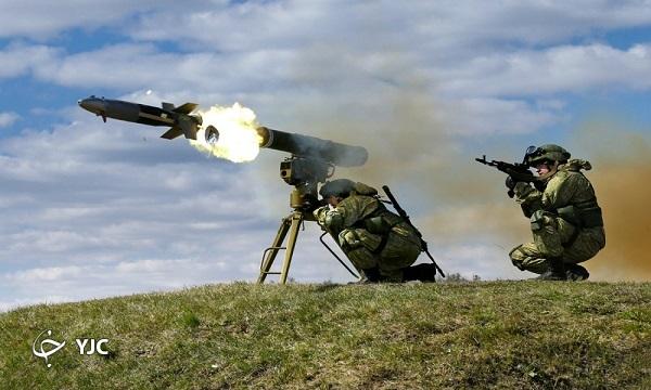 موشک های ضد تانک ایرانی؛ در سبد صادرات تسلیحاتی کشور
