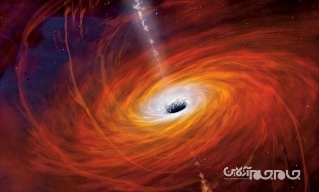 نزدیکی بیشتر زمین به سیاهچاله کهکشان راه شیری+عکس