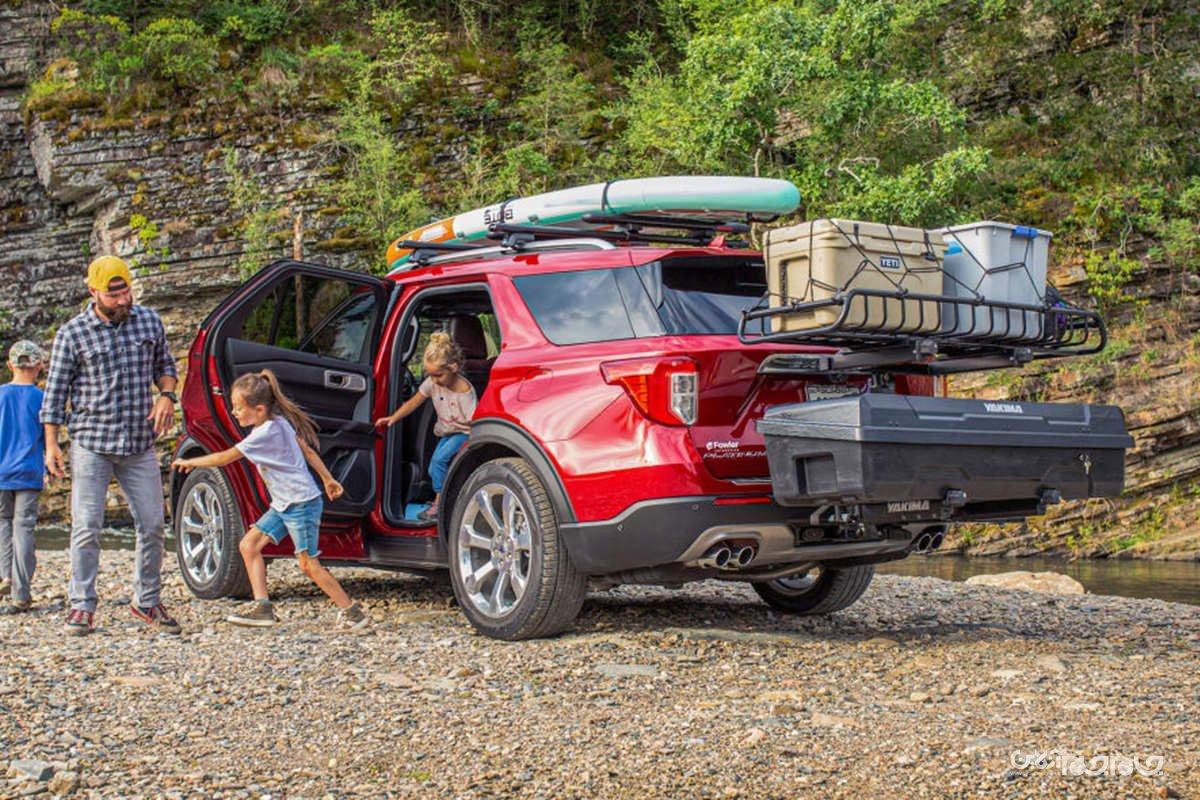 نسل جدید تجهیزات حمل بار خودرو یاکیما+عکس