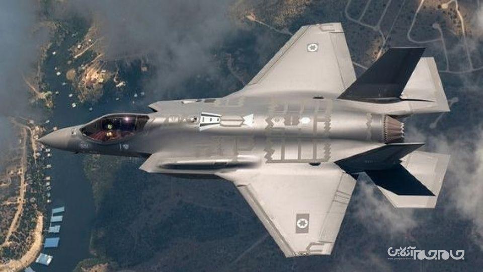 نگرانی مقامات امنیتی رژیم صهیونیستی از حجم معامله اف-۳۵ با امارات+عکس