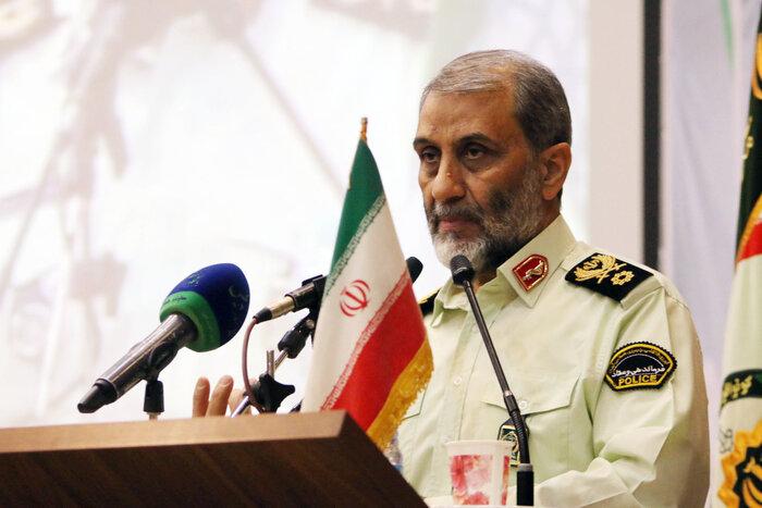 نیروی انتظامی موثرترین مولفه در امنیت ملی است