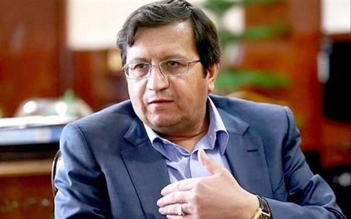 همتی: ورود بانک مرکزی به مسایل سیاسی به صلاح کشور نیست