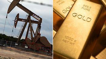 واکنش طلا به واکسن مدرنا؛ رفت وبرگشت طلا/ ادامه صعود نفت