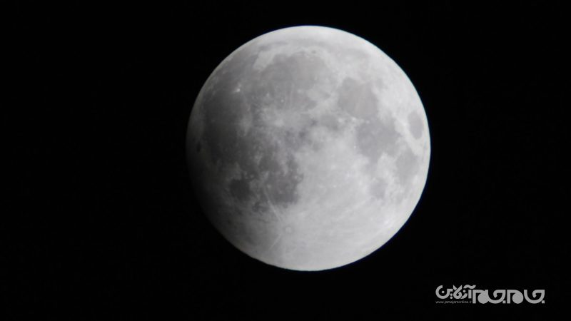 وقوع ماه گرفتگی نیمسایهای در روز دوشنبه؛ رصد عبور ماه از سایه زمین+عکس