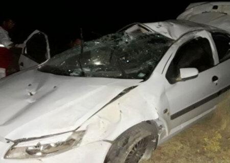 تخطی از سرعت ۲ کشته و یک مجروح برجای گذاشت / در شیراز رخ داد