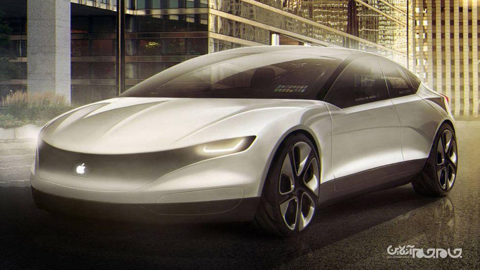 پتنت جدید اپل به پنجرههای پیشرفته خودرو خودران اشاره دارد+عکس
