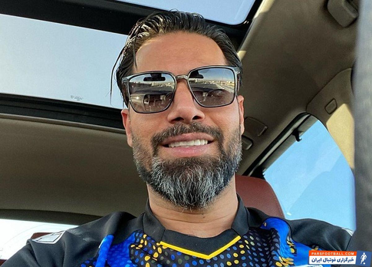 پیش بینی امیرحسین صادقی درباره نتایج استقلال محمود فکری