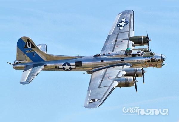 چطور از طراحی احمقانه هواپیما در جنگ جهانی دوم به مکینتاش رسیدیم؟+عکس