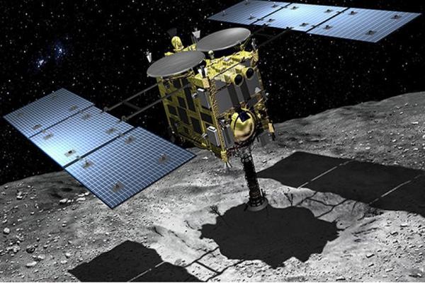 ژاپن اولین نمونه از سیارک را به زمین می آورد