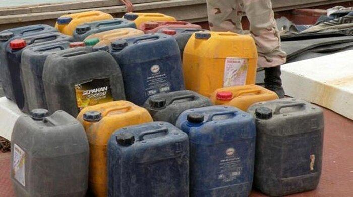 کشف گازوئیل و سوخت قاچاق