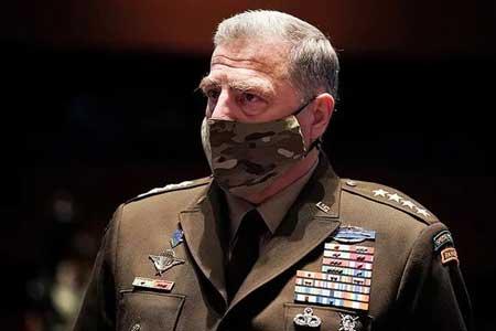 کنایه رئیس ستاد مشترک ارتش آمریکا به دونالد!