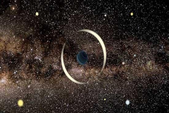 کوچکترین سیاره سرگردان کشف شد+عکس