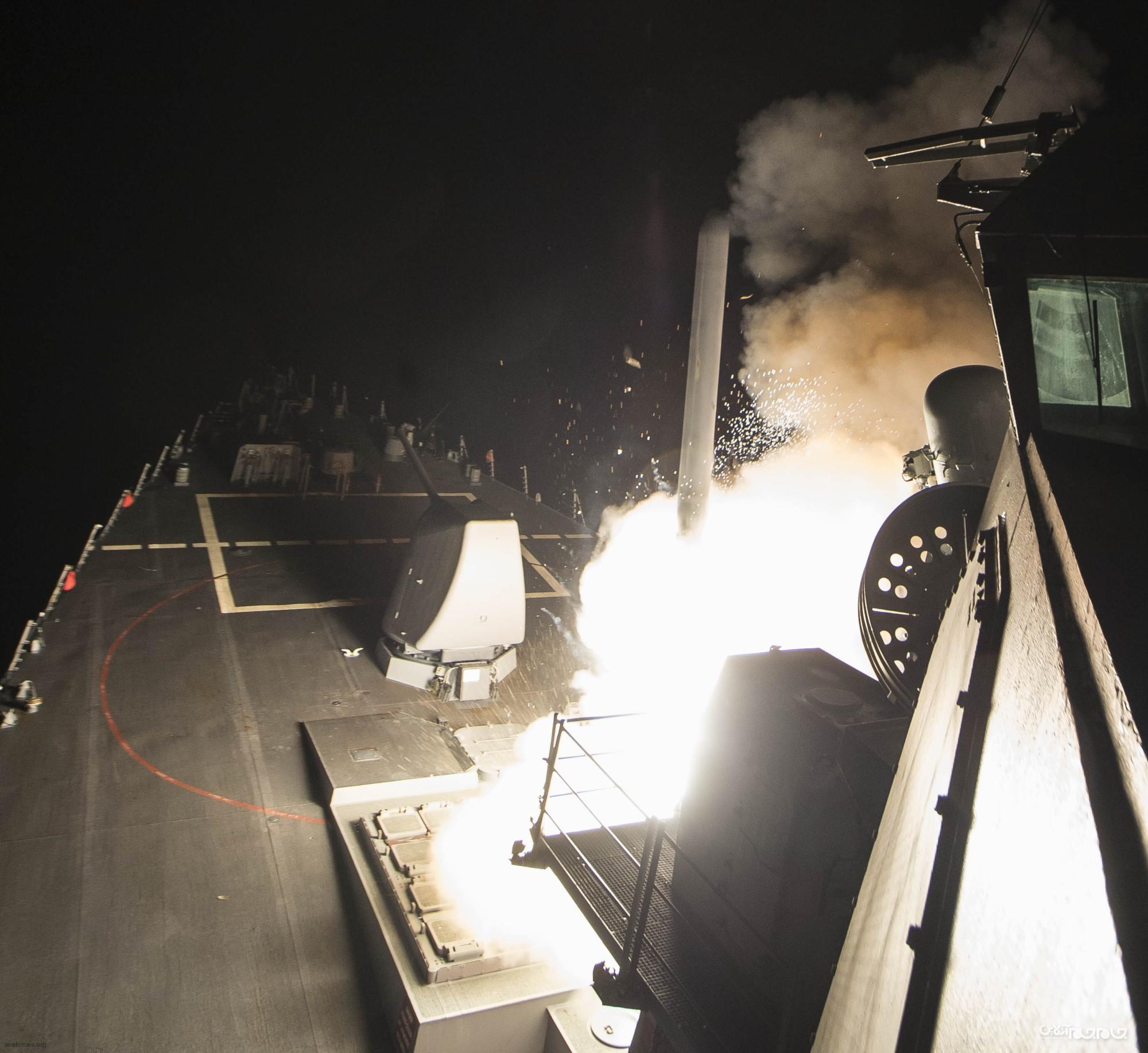 گافهای مهم ارتش آمریکا در حمله به «الشعیرات»/ دقیقترین موشکهای کروز به هدف نرسیدند! +عکس