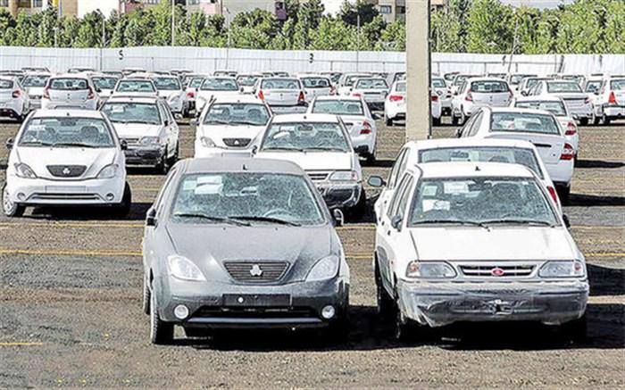 صادرات بیش از ۵.۷ میلیون دلاری خودرو در سال ۹۸