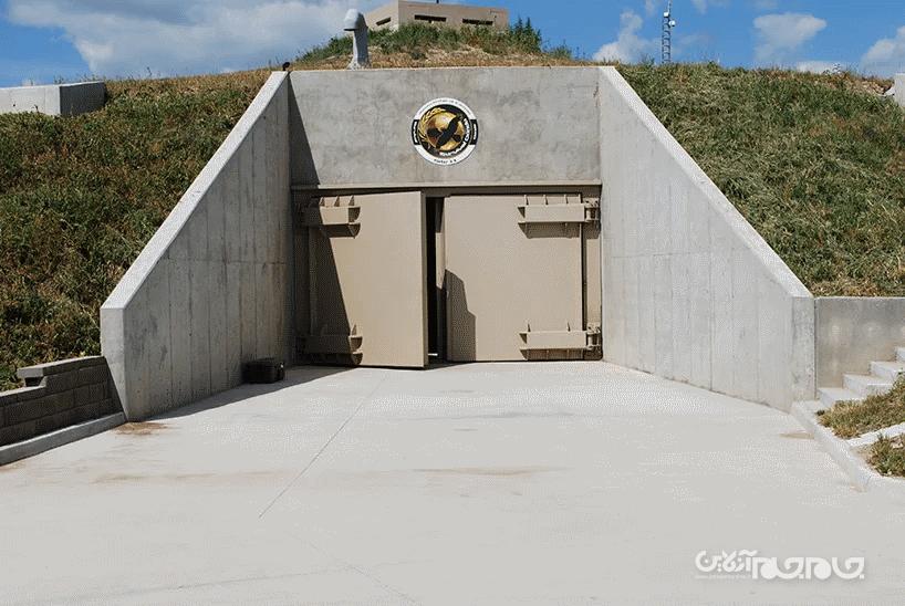 گشتی در خانه های آخرالزمانی ۲ میلیون پوندی مقاوم در برابر حملات هستهای و کووید-۱۹+عکس