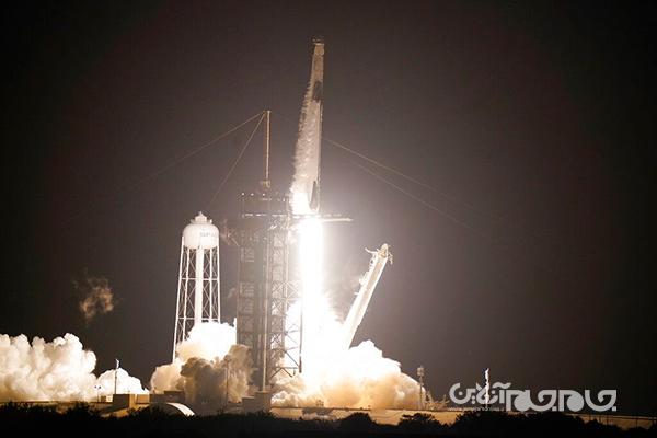 ۵ تغییر بزرگ در راکت و کپسول کرو دراگون که پرواز تاریخی اسپیسایکس را ممکن کرد+عکس