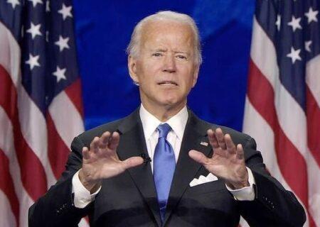 نخستین سخنرانی بایدن رئیس جمهور آمریکا