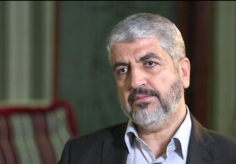 دیدگاه خالد مشعل درباره آشتی ملی، انحلال تشکیلات خودگردان و انتخابات آمریکا