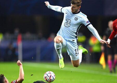 لیگ قهرمانان اروپا | چلسی و سویا به مرحله بعد صعود کردند