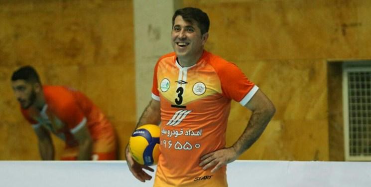لیگ برتر والیبال  حسینی:  اشتباهات فاحش داوری ضربه بدی به تیمها میزند