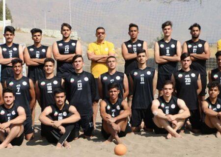 خبرگزاری فارس – دعوت قشقایی از ۲۰ بازیکن به اردوی تیم ملی هندبال ساحلی نوجوانان