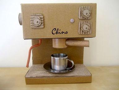 کاردستی خلاقانه قهوه ساز