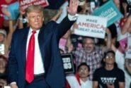 برآوردها از پیروزی نهایی ترامپ حکایت دارد
