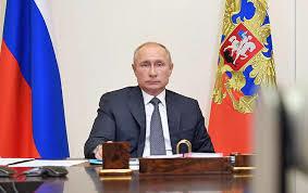 انتخابات  | پوتین معتقد است سیستم انتخاباتی آمریکا مشکل دارد