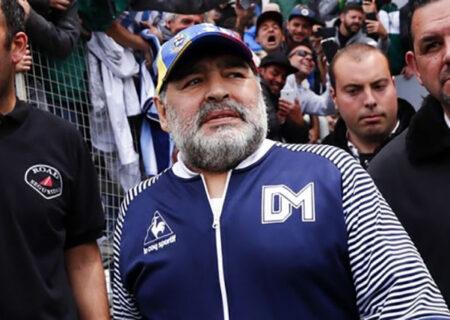 علت مرگ  مارادونا چیست ؟ / اسطوره فوتبال جهان درگذشت؟!
