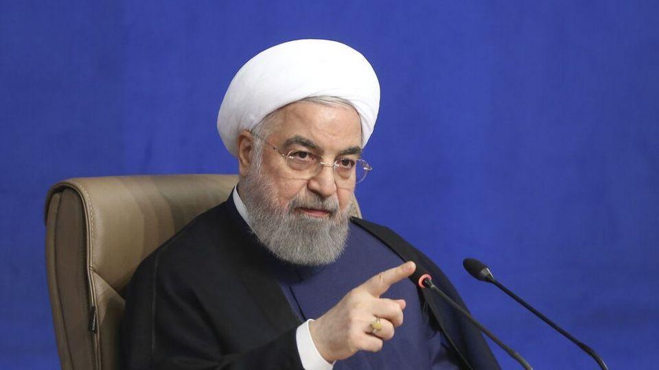 روحانی  |   هیچ کشوری در منطقه نمیتوانست مانند ایران در جنگ ۳ ساله اقتصادی بایستد و پیروز شود