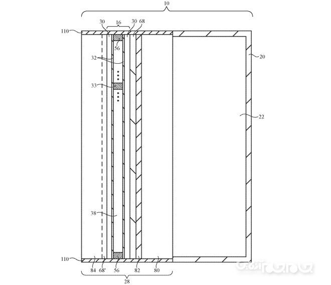 پتنت جدید اپل به پنجره پیشرفته خودرو خودران اشاره دارد+عکس
