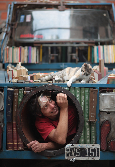 عجیب ترین کتابخانه های دنیا (+عکس)