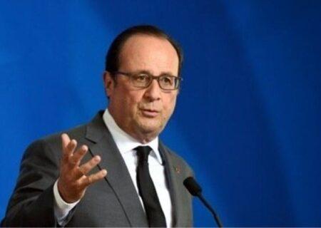 رئیسجمهور سابق فرانسه: تروریستها را نباید با مسلمانان اشتباه گرفت