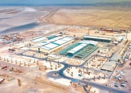 فازنخست ابر پروژه انتقال آب خلیج فارس به استانهای مرکزی افتتاح شد