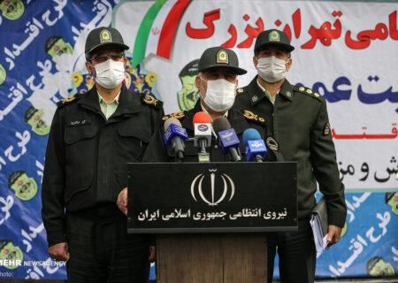 شناسایی ۱۳۱ گروه اوباش و دستگیری ۱۴۶ نفر از اراذل