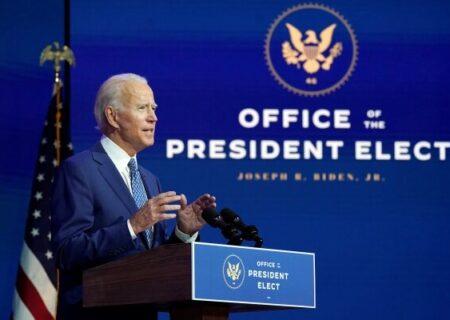 نزدیک به ۸۰ درصد مردم آمریکا بایدن را «رئیس جمهور آینده» میدانند