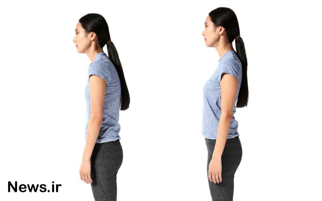 ۱۰ راه مهم افزایش اعتماد به نفس در حرکات و رفتار/صاف بایستید