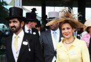 جزییات رابطه عاشقانه همسر حاکم دبی با بادیگارد انگلیسی اش
