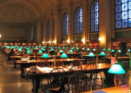 کلاسهای درس مجازی دانشگاه هاروارد + عکس + بهشت یا دانشگاه