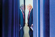 ترامپ در سودای معجزه ۲۰۱۶ | جدول وضعیت آرای ترامپ و بایدن در ایالتهای سرنوشتساز