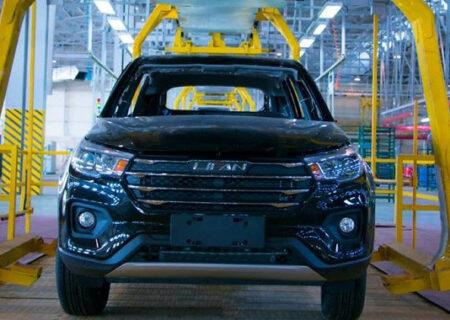 لیفان X70 بزرگترین و مجهزترین خودرو از برند لیفان